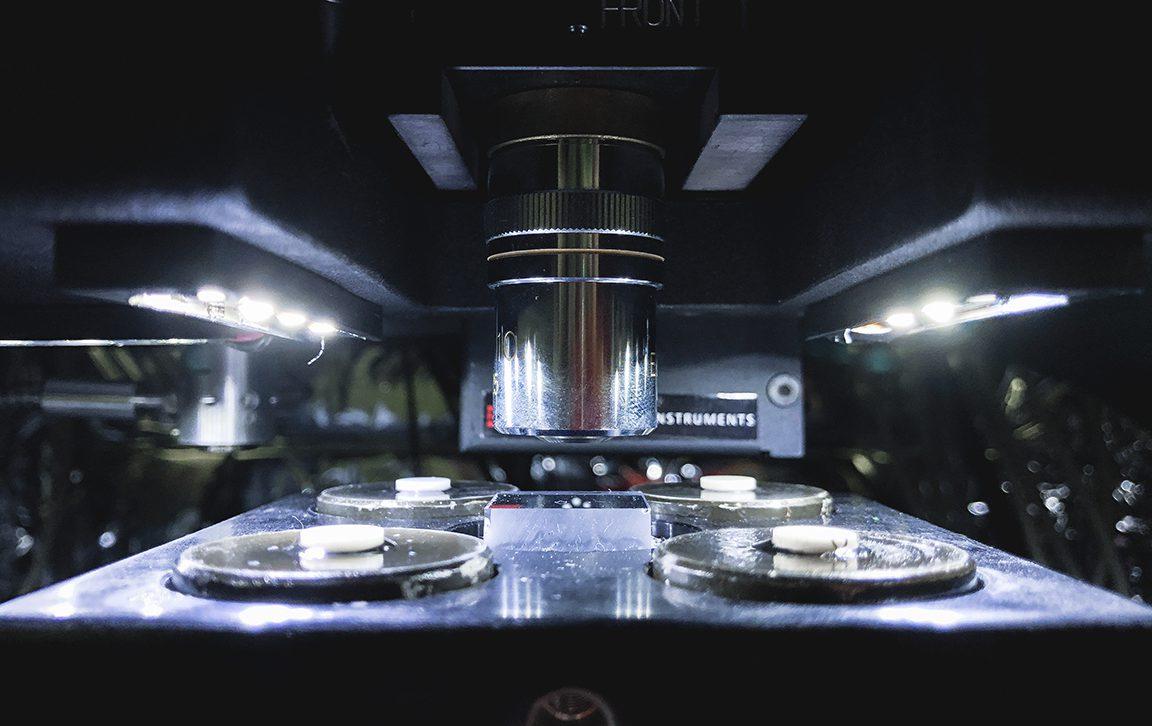 Caracterización de las propiedades físico-químicas y resistentes de los materiales