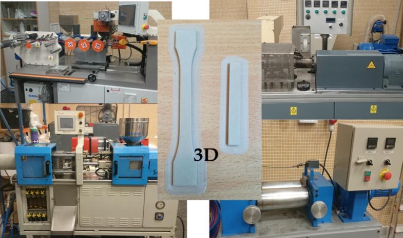 Comportamiento en servicio, prototipado y tratamientos de los materiales