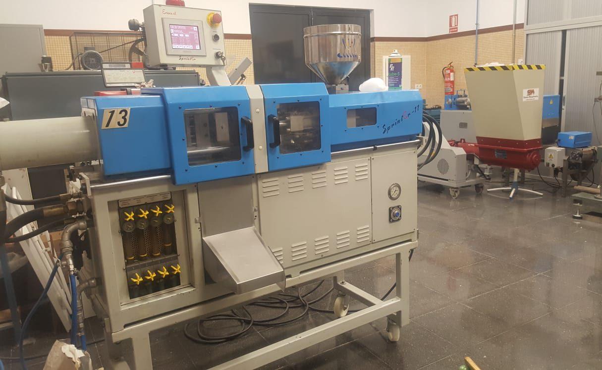 Procesos de fabricación escalables para materiales poliméricos