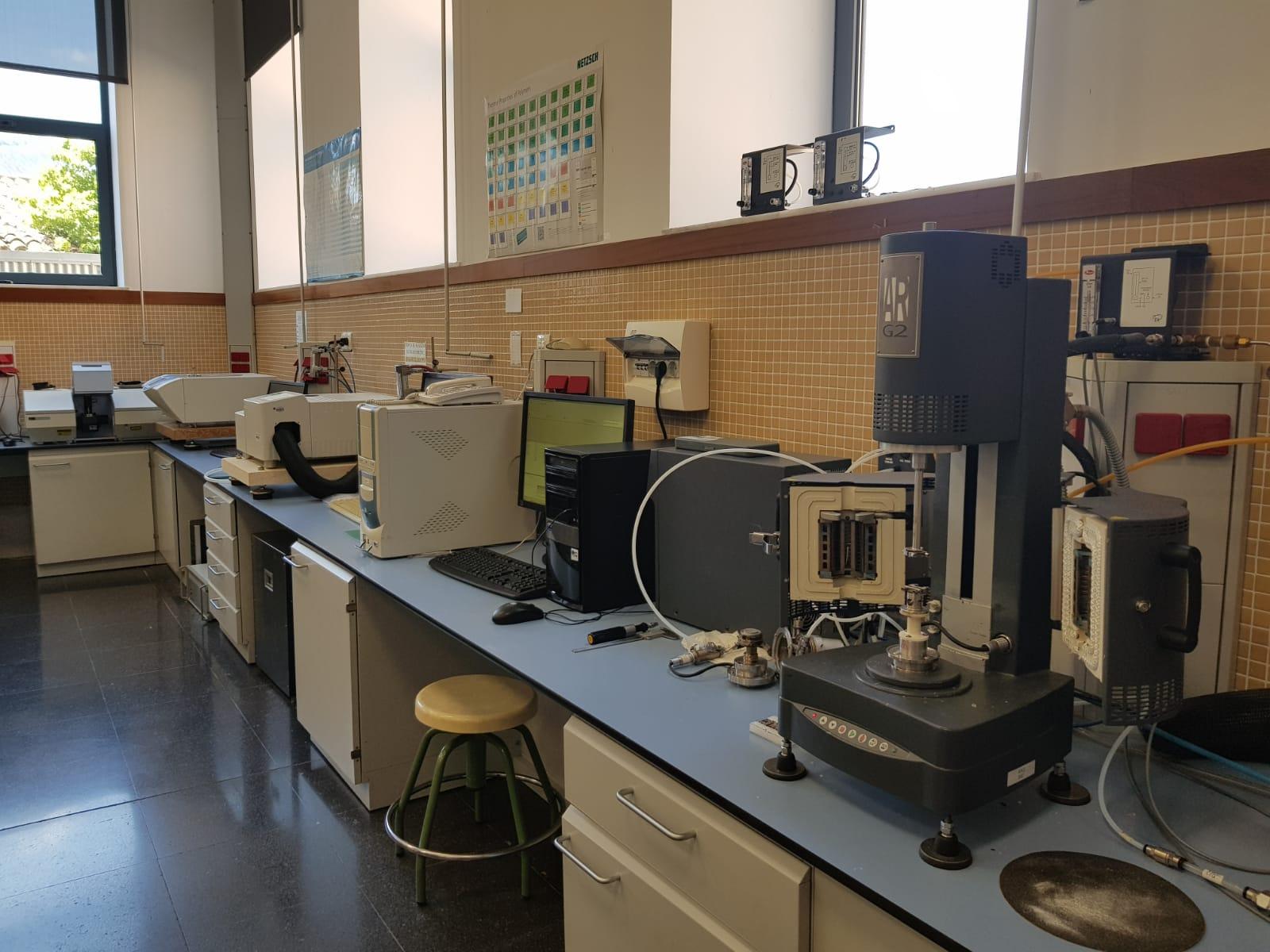 Técnicas de análisis de materiales poliméricos
